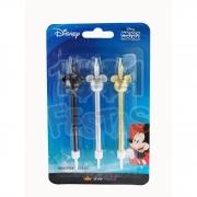 Vela Trio Palito Mickey
