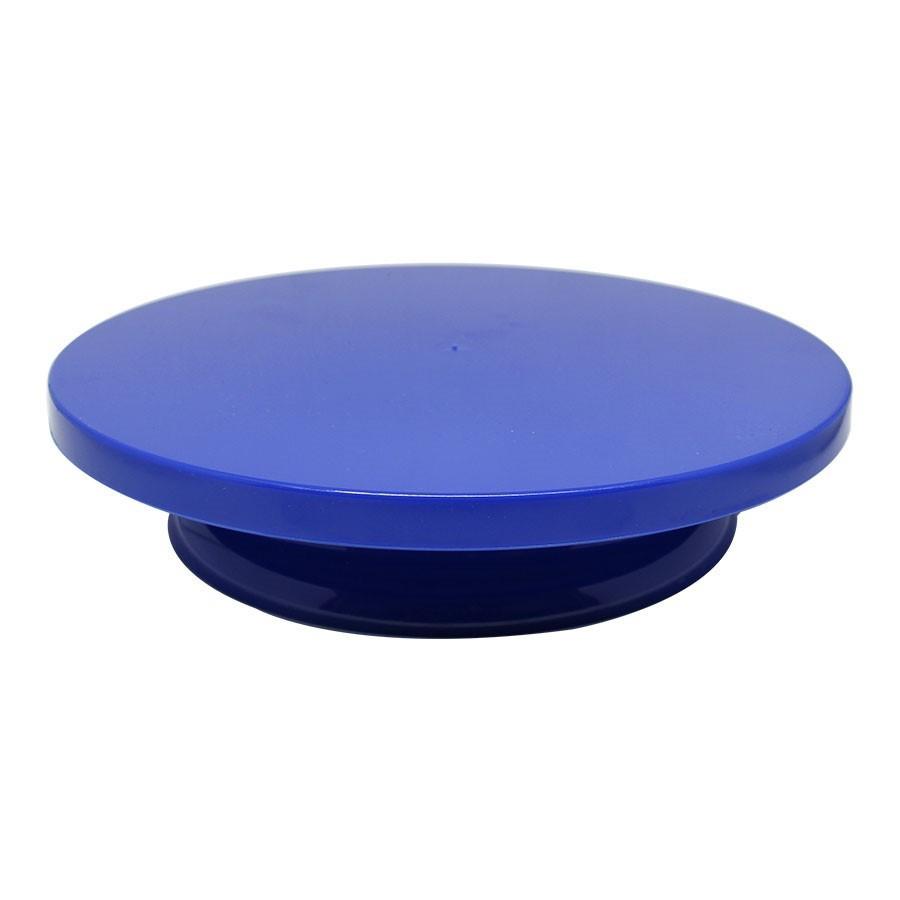 Bailarina Azul Royal 30cm
