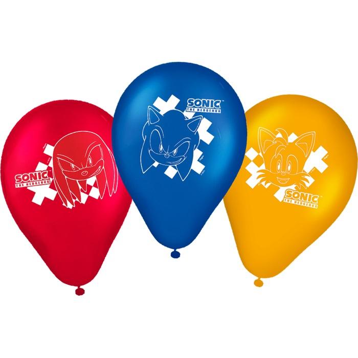Balão N09 Sonic Regina