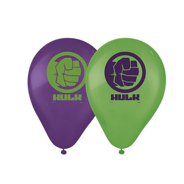 Balão N 09 Hulk C 25 unid Regina
