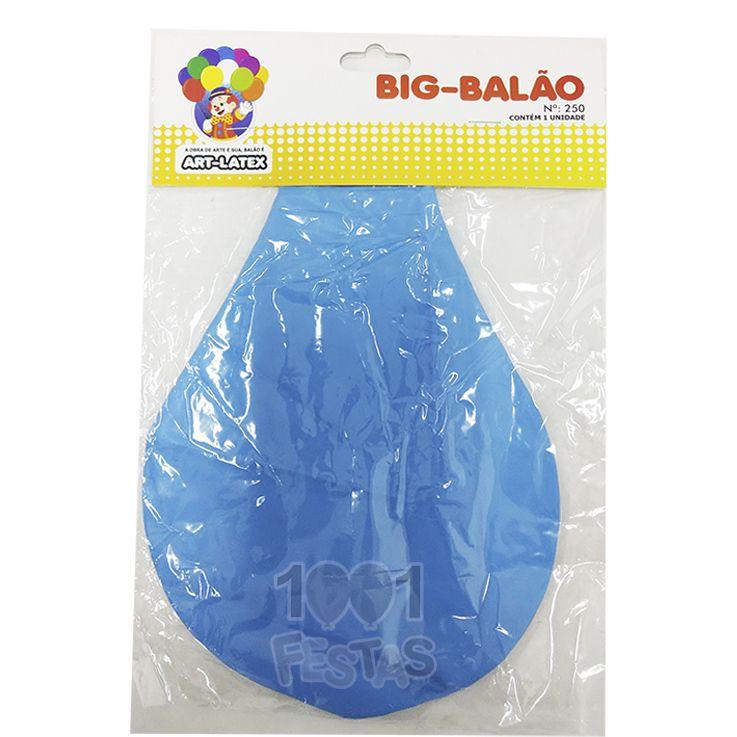 Big Balão N250 Azul Claro Art Latex