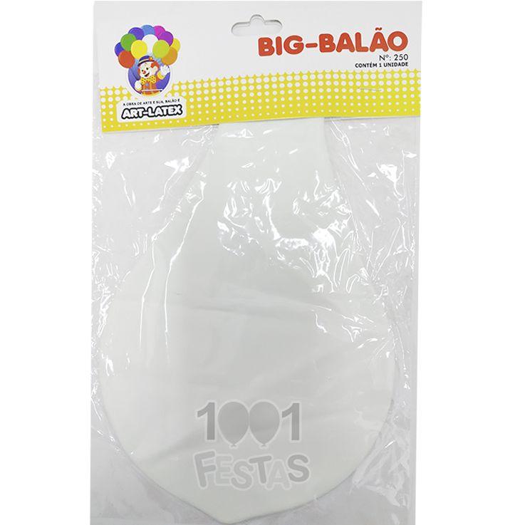 Big Balão N250 Branco Art Latex