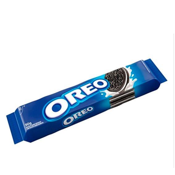 Biscoito Oreo Chocolate Recheio Baunilha 90g