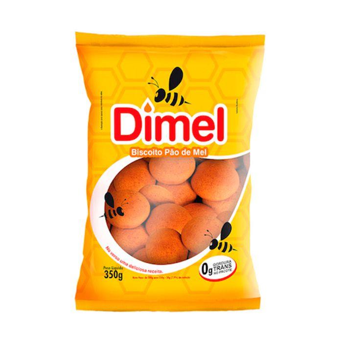 Biscoito Pão de Mel 350g Dimel Cory