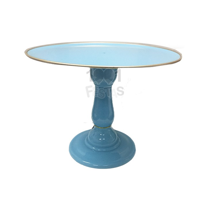 Boleira Mosaico G Azul Céu Filete Só Boleiras