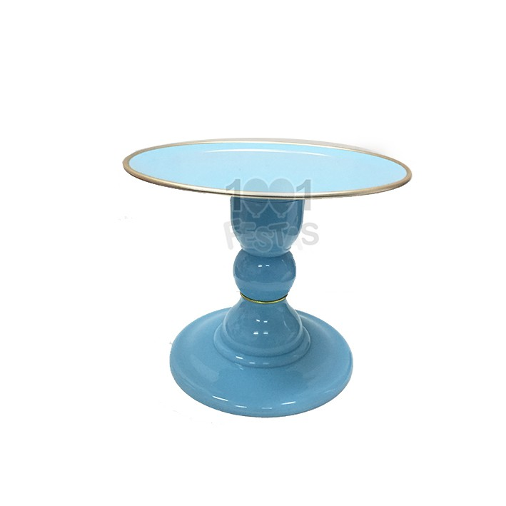 Boleira Mosaico M Azul Céu Filete Só Boleiras