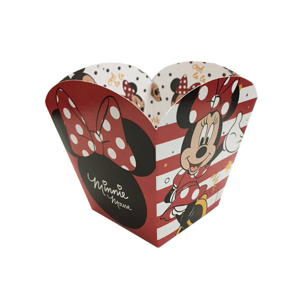 Cachepot Minnie Mouse C 04 unid Regina