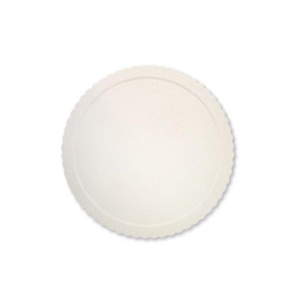 Cake Board Redondo Branco 24cm Ultrafest