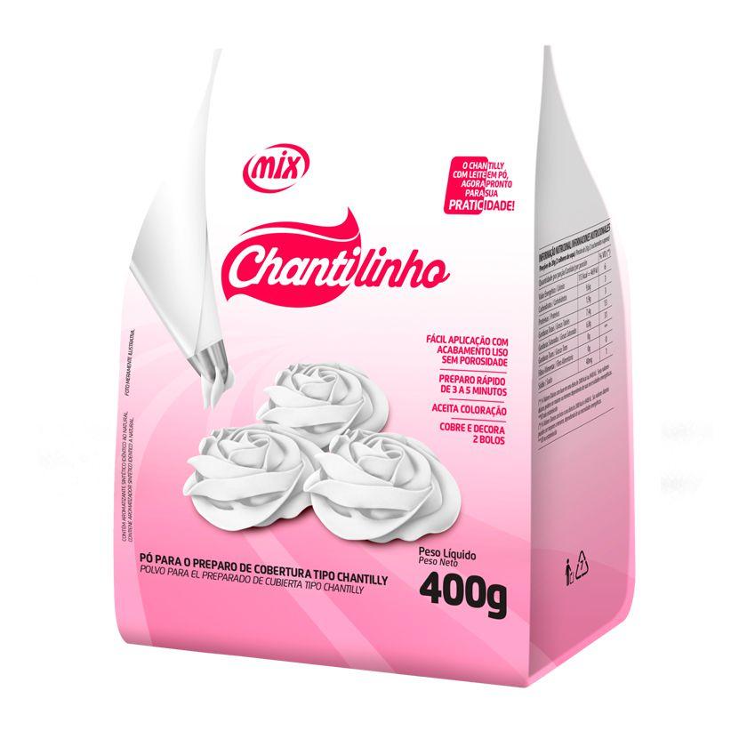 Chantilinho em Pó Mix 400g