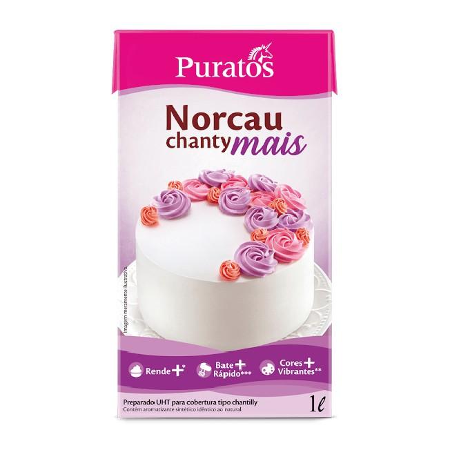 Chantilly Chanty Mais 1L Norcau