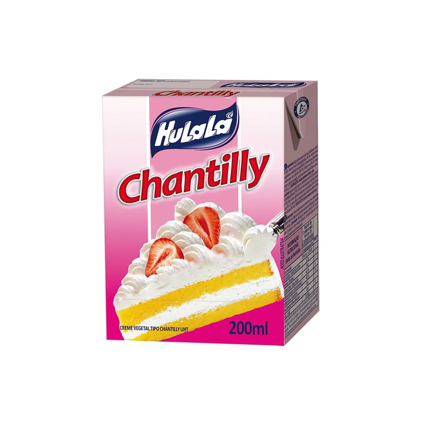 Chantilly Hulalá Tradicional 200 ml
