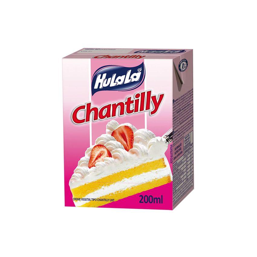 Chantilly Hulalá Tradicional 200 ml