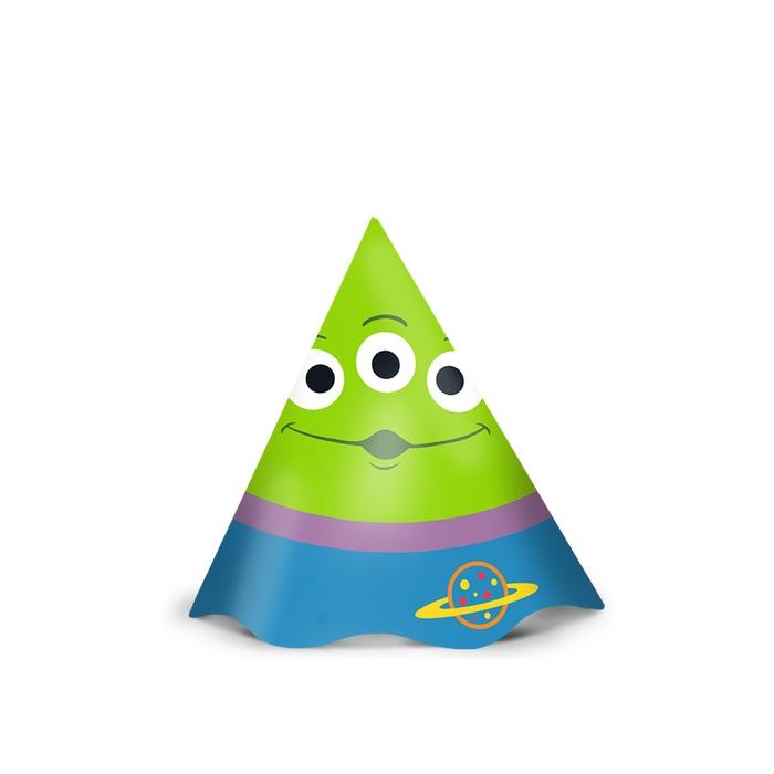 Chapéu Toy Story C 12 unid Regina