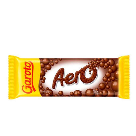 Chocolate Ao Leite Aero 101g Garoto