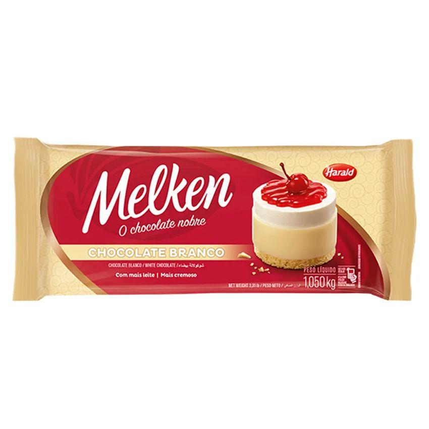 Chocolate Branco 1,05kg Harald Melken