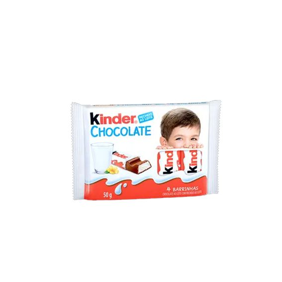 Kinder Chocolate Ao Leite 50g
