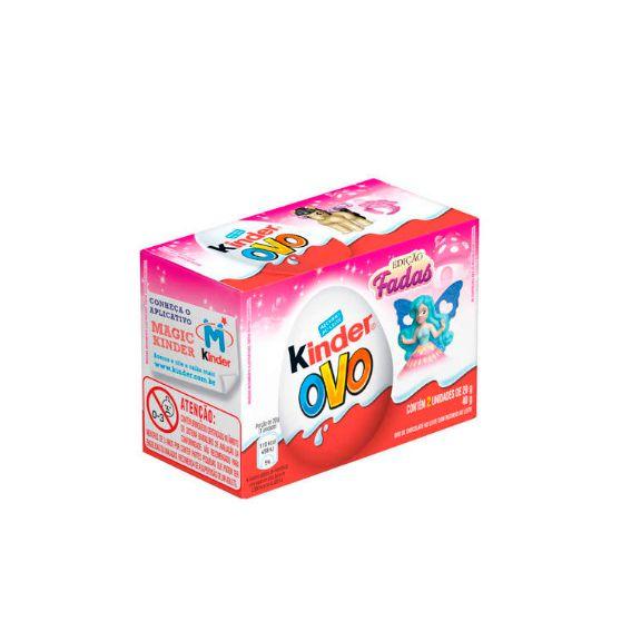 Chocolate Kinder Ovo Fadas 40g