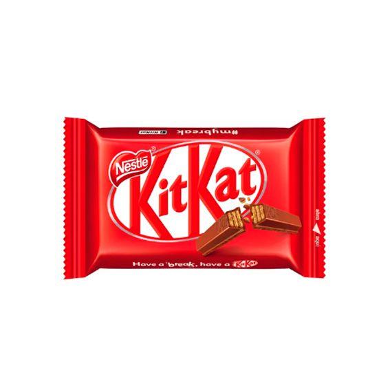 Chocolate Kit Kat Ao Leite 41,5g Nestlé