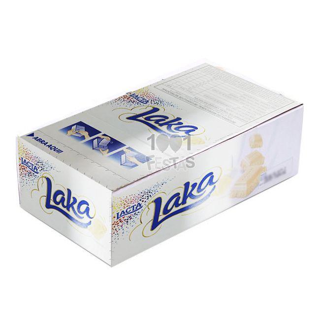 Chocolate Laka 20x 20g Lacta
