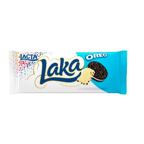 Chocolate Laka Oreo 90g Lacta