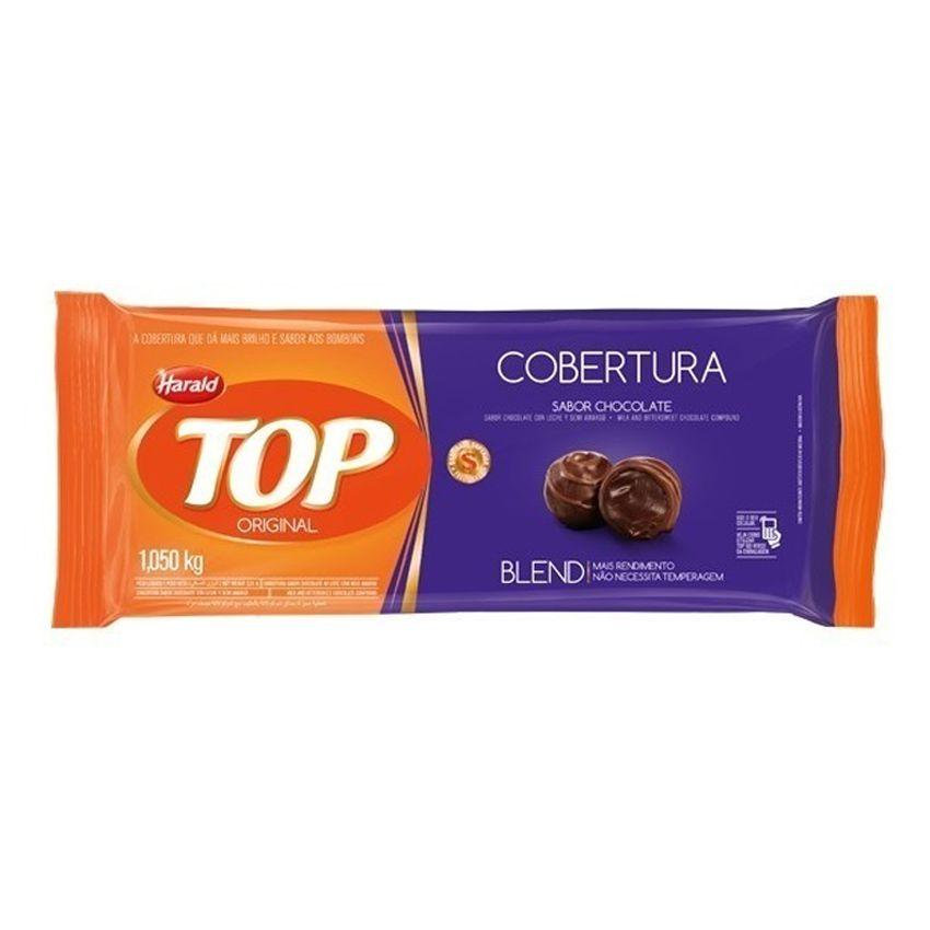 Cobertura Chocolate Blend 1.05 kg Harald Top