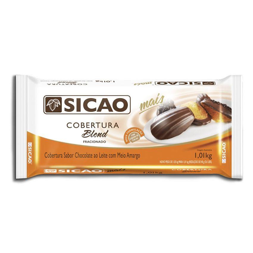 Cobertura Sicao Mais 1.010 kg Blend