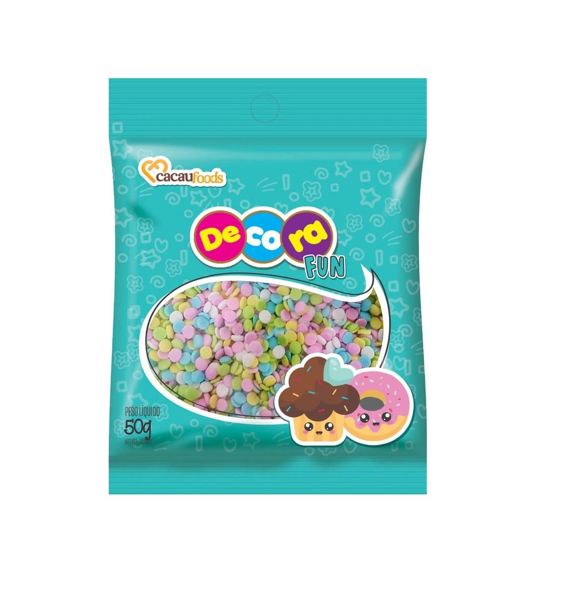 Confeito Ball  Candy 50g Decora Fun