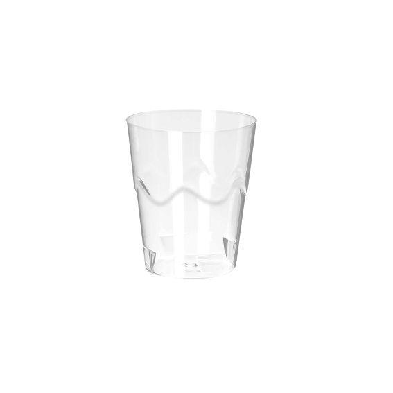 Copinho Brigadeiro Branco 25 ml 10 unid Strawplast