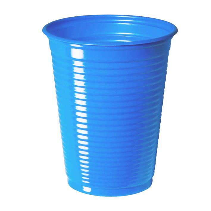 Copo 200ml 50 unid Azul Bello Copo Festas
