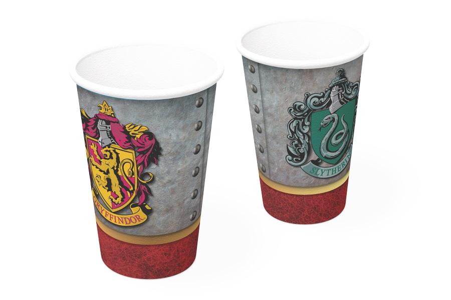 Copo de Papel Harry Potter C 08 unid Festcolor