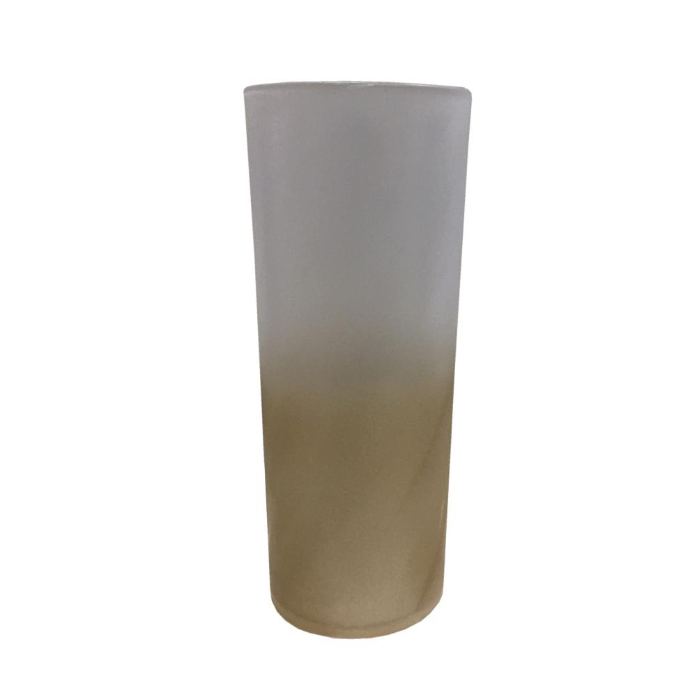 Copo Long Drink Degradê 350ml Dourado