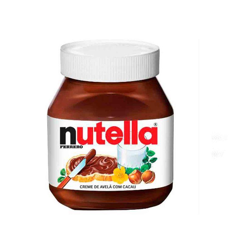 Creme de Avelã Nutella 350g