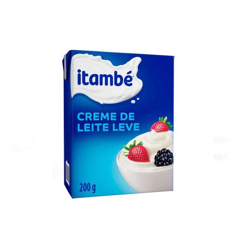 Creme Leite 200g Leve Itambé
