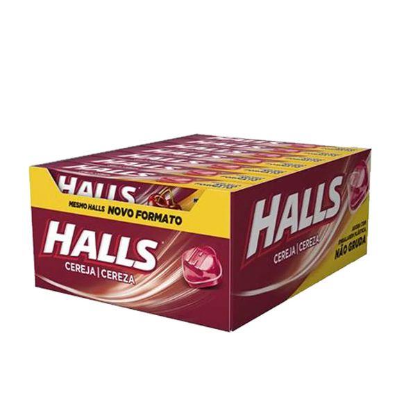 Drops Halls Cereja C 21 unid