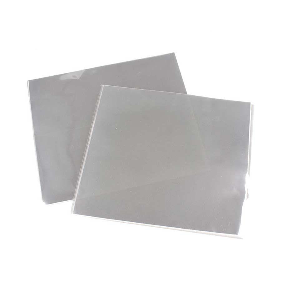 Embalagem Transparente para Bem Casado 15x15 c/100 Cromus
