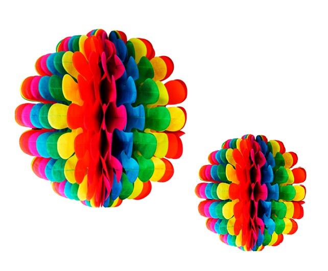 Enfeite Balão Flor FJE34-2