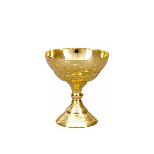 Enfeite Cálice Ouro Ydh1615