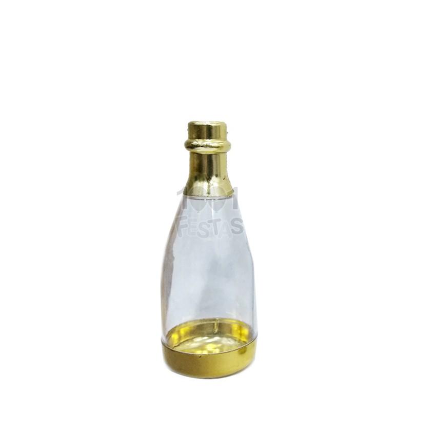 Enfeite Garrafinha Ouro Ydh1962