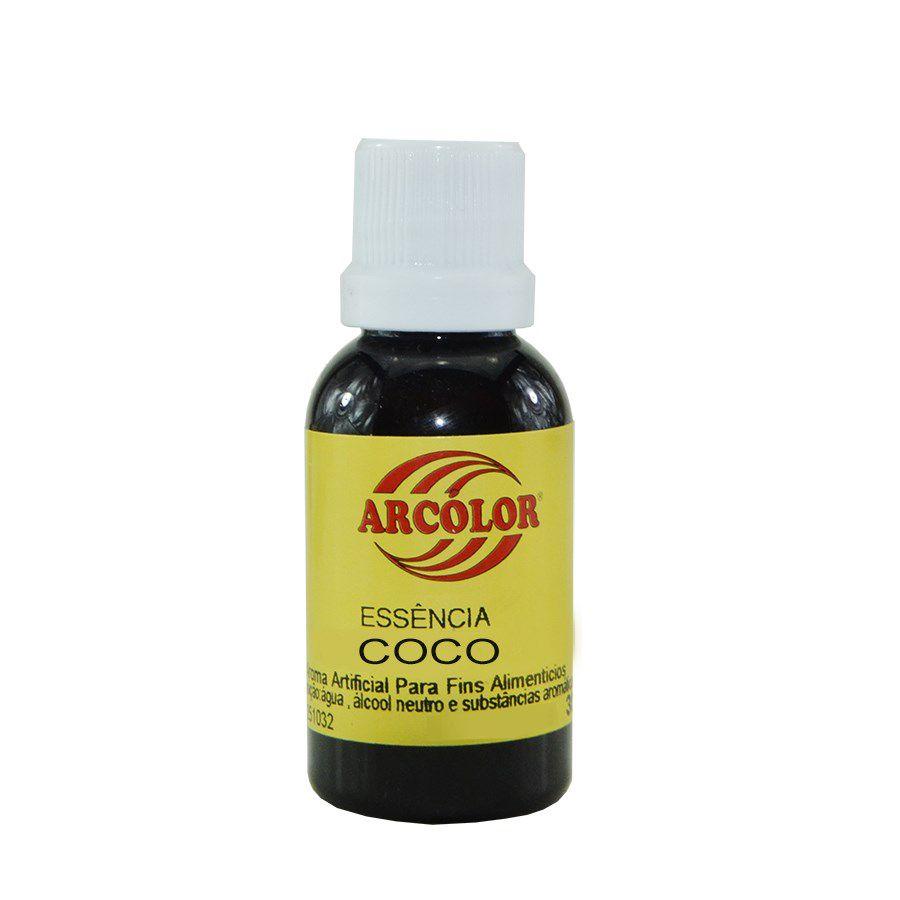 Essência Coco 30 ml  Arcolor