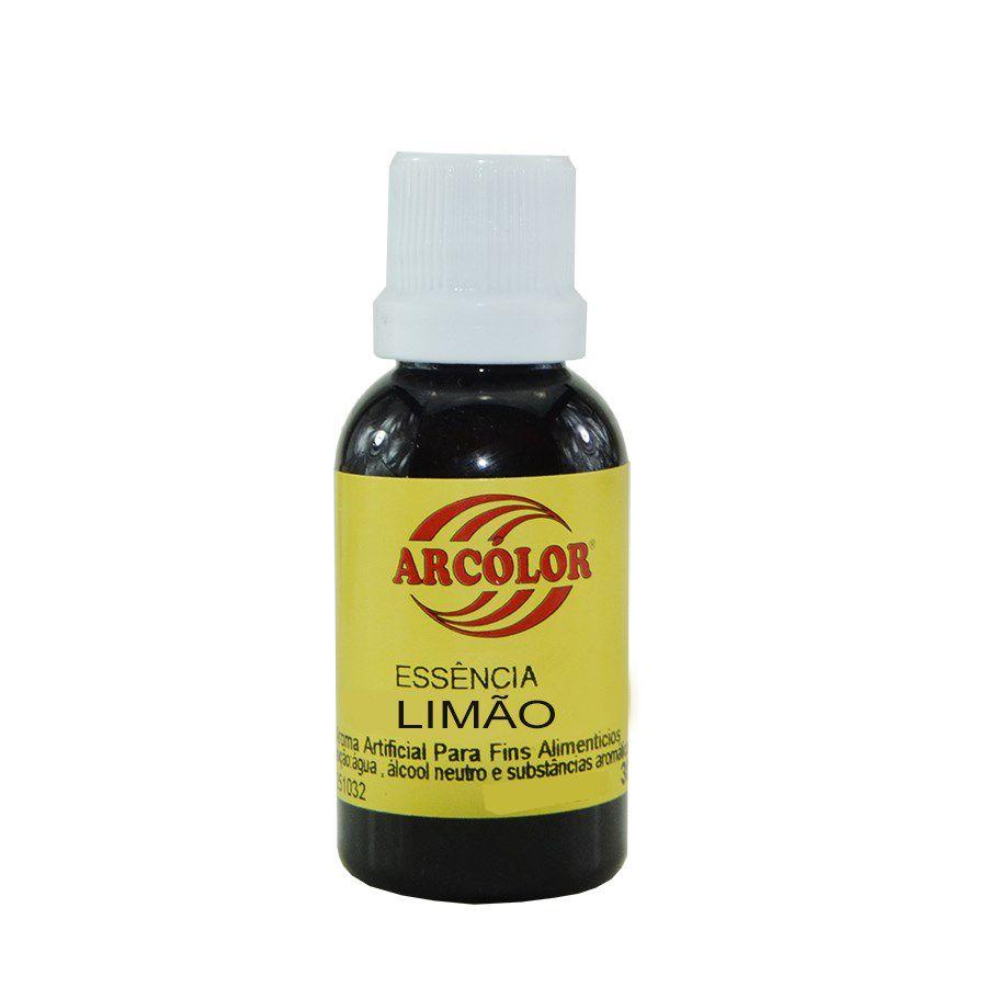 Essência Limão 30 ml Arcolor