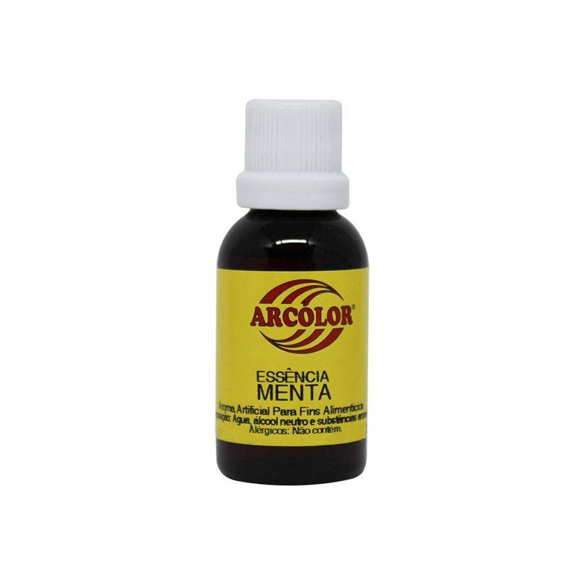 Essência Menta 30 ml  Arcolor