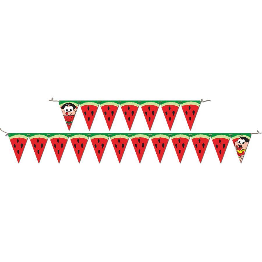 Faixa Decorativa Magali Melancia Festcolor