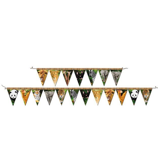 Faixa Decorativa Mundo Animal 2,40m x 19cm Festcolor