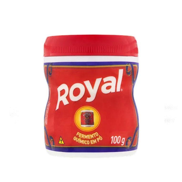 Fermento em Pó Royal 100g