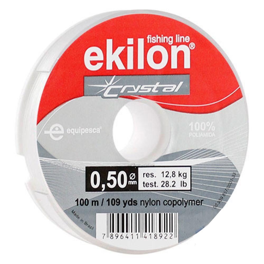 Fio Nylon N 50 100m Ekilon
