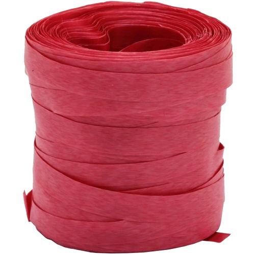 Fitilho Liso Vermelho 5mm x 50m
