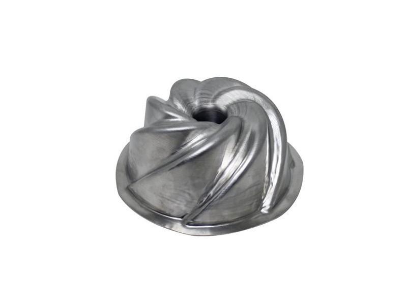 Forma Bolo Vulcão P Alumínio Caparroz