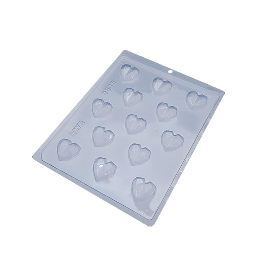Forma Simples BWB N9835 Coração Lapidado
