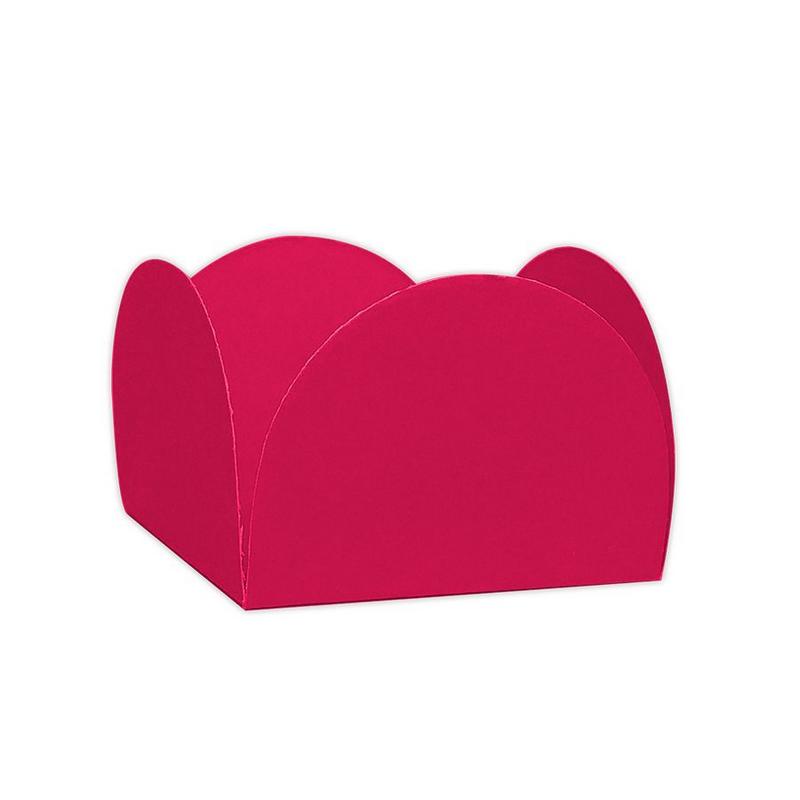 Forminha 4 Pétalas Pink c/50 NC Toys