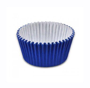 Forminha de Papel Azul Escuro N.5 C/100 unid. Vipel